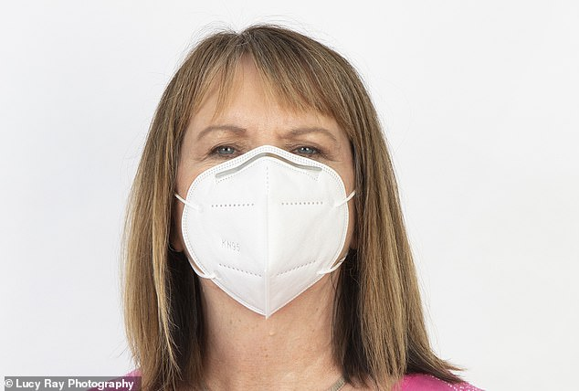 They are used in medical contexts but are also disposable. Of the two disposable masks we tried, this one performed better