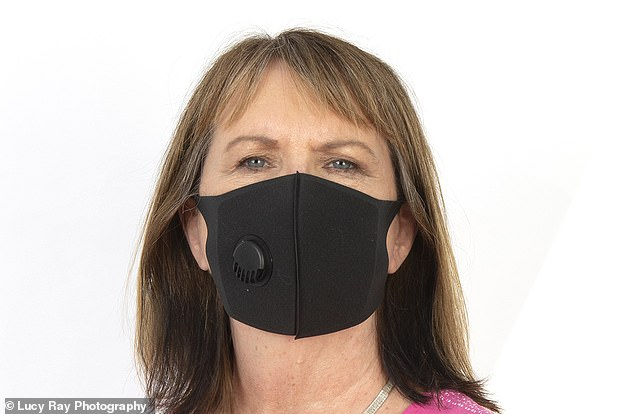 Those around you aren't protected because your germs are breathed out through the valve hole. The second worst-performing mask in our tests