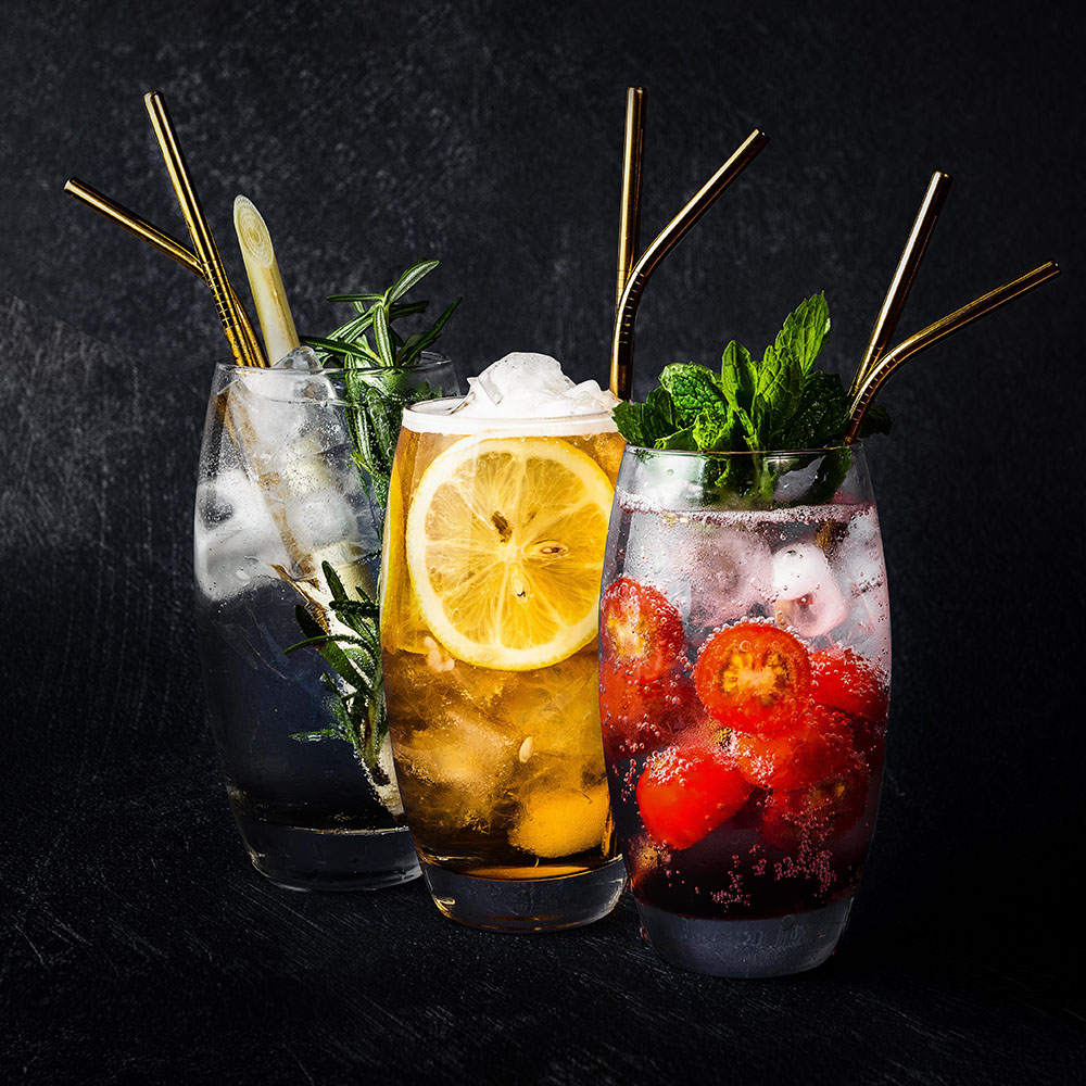 which alcoholic drink is the healthiest