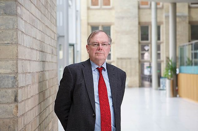 Professor Robert Dingwall, one of Britain's leading sociologists, said the risk was 'small' in pubs from the virus and 'heavily age loaded'. He added it was also focused on 'specific groups where one can think about specific advice on protection'