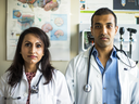 """Dr. Kulvinder Gill and Dr. Mark D'Souza each resigned their posts as  chairs of districts representing Toronto-area physicians. """"(There is) a culture of fear and intimidation and not one of freedom of speech,"""" says Dr. D'Souza."""